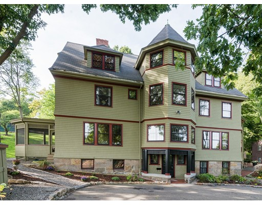 Single Family Home for Sale at 7 Louders Lane Boston, Massachusetts 02130 United States