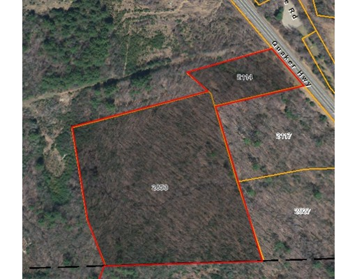 Land for Sale at 1025 Quaker Highway Uxbridge, Massachusetts 01569 United States
