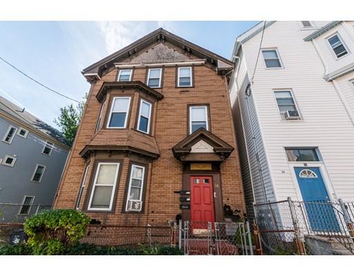 Multi-Family Home for Sale at 18 Ashley Street Boston, Massachusetts 02130 United States