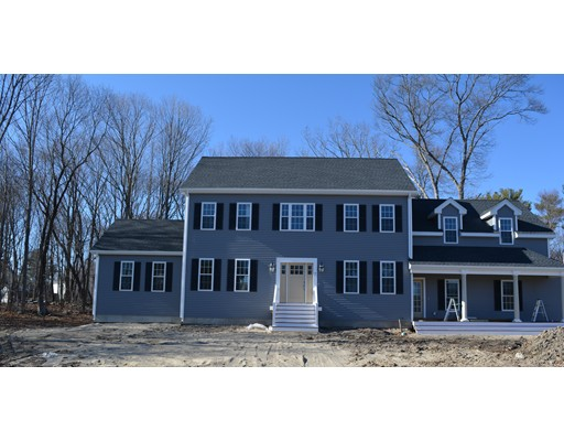 Single Family Home for Sale at 1 Payton Place Whitman, Massachusetts 02382 United States