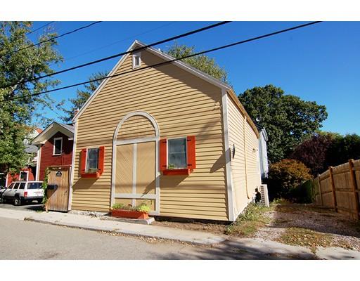 Single Family Home for Sale at 44 Starr Lane Boston, Massachusetts 02130 United States
