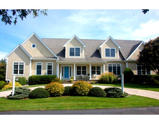 Single Family Home for Sale at 41 Seascape Lane Falmouth, Massachusetts 02556 United States