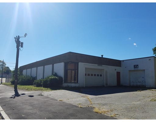 Commercial for Sale at 111 MAYWOOD STREET Worcester, Massachusetts 01603 United States