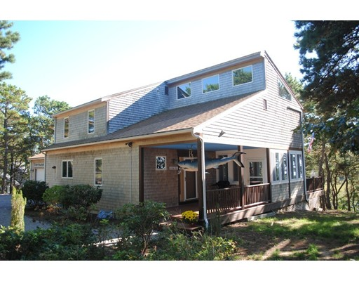 Single Family Home for Sale at 210 Blue Heron Road Wellfleet, Massachusetts 02667 United States