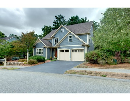 Single Family Home for Sale at 4 Partridgeberry Place Ipswich, Massachusetts 01938 United States