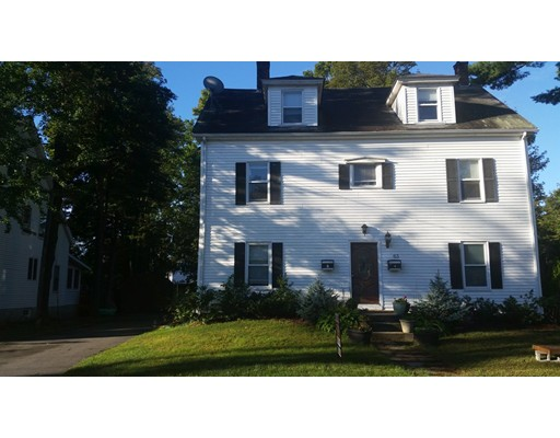 Single Family Home for Sale at 63 Billings Street Sharon, Massachusetts 02067 United States
