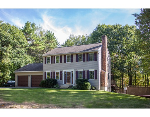 Casa Unifamiliar por un Venta en 125 Tuckerman Road Ashburnham, Massachusetts 01430 Estados Unidos