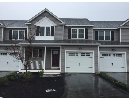 Condominium for Sale at 92 Ice House Landing Marlborough, Massachusetts 01752 United States