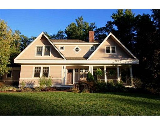 Single Family Home for Sale at 55 Nartoff Road Hollis, New Hampshire 03049 United States