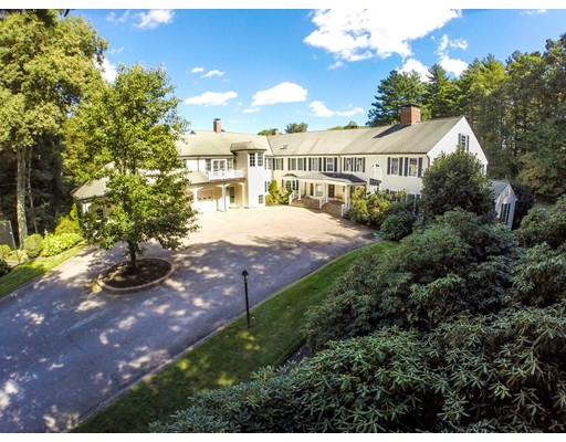 Single Family Home for Sale at 34 Streetrawberry Hill Street Dover, Massachusetts 02030 United States