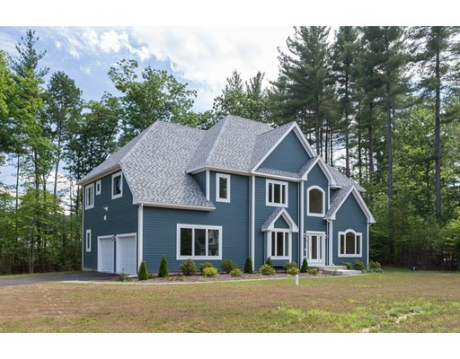 Single Family Home for Sale at 3 Indian Pipe Drive Hadley, Massachusetts 01035 United States
