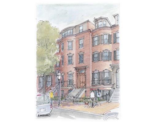 Condominium/Co-Op for sale in 6 Union Park South End, Boston, Suffolk