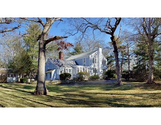 独户住宅 为 销售 在 484 Main Street Tisbury, 马萨诸塞州 02568 美国