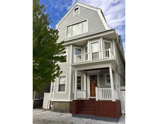 Casa Unifamiliar por un Alquiler en 57 Farragut Boston, Massachusetts 02127 Estados Unidos