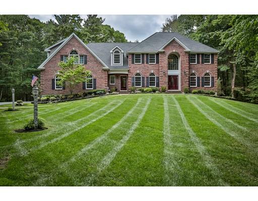 Частный односемейный дом для того Продажа на 35 Colleen Drive Salem, Нью-Гэмпшир 03079 Соединенные Штаты