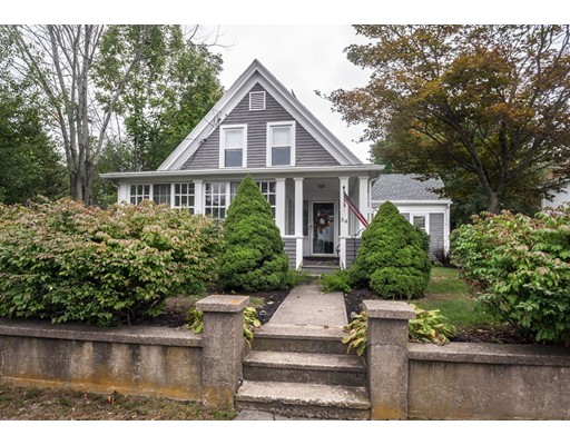 Single Family Home for Sale at 34 North Main Street Avon, Massachusetts 02322 United States