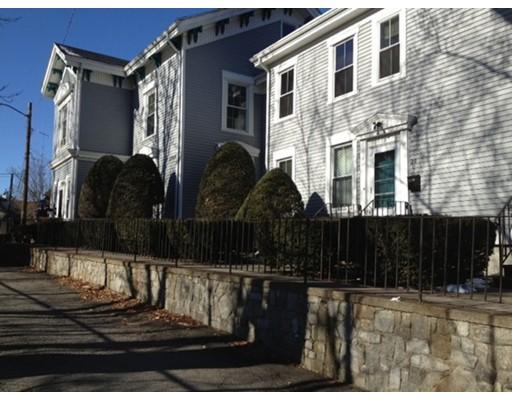 Appartement pour l à louer à 32 St. James #32 32 St. James #32 Newton, Massachusetts 02458 États-Unis