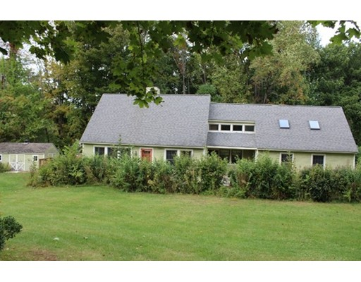 Single Family Home for Sale at 13 West Parsons Drive Conway, Massachusetts 01341 United States
