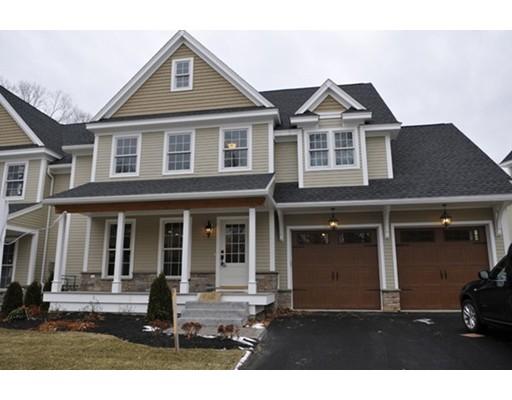 Casa Unifamiliar por un Venta en 14 TAYLOR COVE DRIVE Andover, Massachusetts 01810 Estados Unidos
