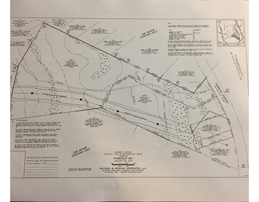 Land for Sale at N Common Road Westminster, Massachusetts 01473 United States
