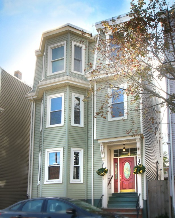 587 East 4th Street, #1, Boston, MA, 02127, South Boston