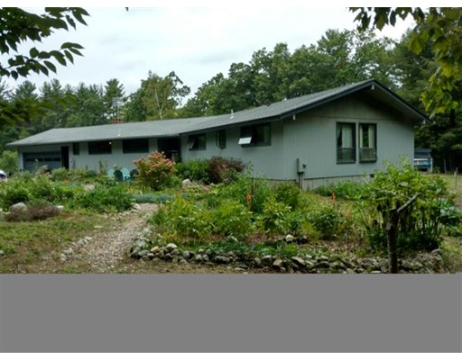 Single Family Home for Sale at 67 January Hill Road Shutesbury, Massachusetts 01072 United States