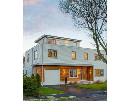 独户住宅 为 销售 在 9 Audrey 贝尔蒙, 马萨诸塞州 02478 美国