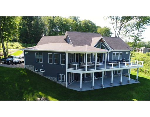 Single Family Home for Sale at 13 Overlook Lane Southwick, Massachusetts 01077 United States
