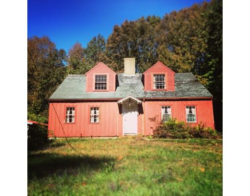 Casa Unifamiliar por un Venta en 389 Andover Georgetown, Massachusetts 01833 Estados Unidos
