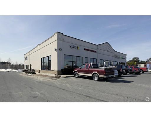 Comercial por un Alquiler en 251 S. Main Street 251 S. Main Street Middleton, Massachusetts 01940 Estados Unidos