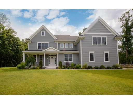 Single Family Home for Sale at 59 Parsons Avenue Extension Lynnfield, Massachusetts 01940 United States