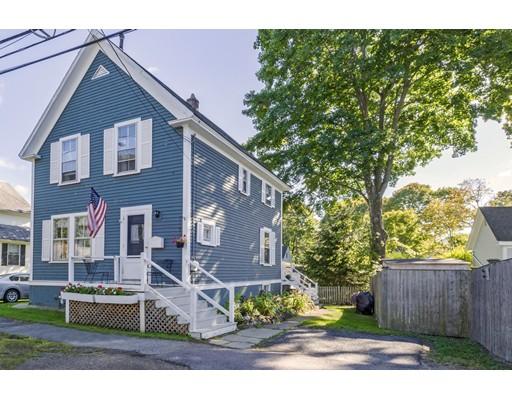 Single Family Home for Sale at 3 Argilla Road Ipswich, Massachusetts 01938 United States