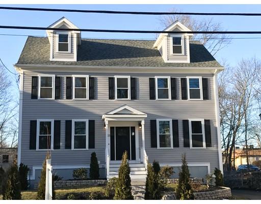 Maison unifamiliale pour l Vente à 23 Concord Road Bedford, Massachusetts 01730 États-Unis
