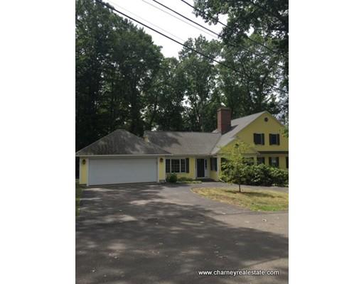 独户住宅 为 出租 在 50 Woodridge Road 韦尔茨利, 02482 美国