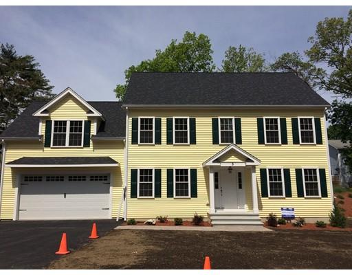 Частный односемейный дом для того Продажа на 4 Keene Avenue Maynard, Массачусетс 01754 Соединенные Штаты