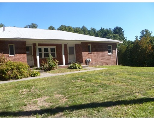 Single Family Home for Rent at 245 KENT Road Springfield, Massachusetts 01129 United States