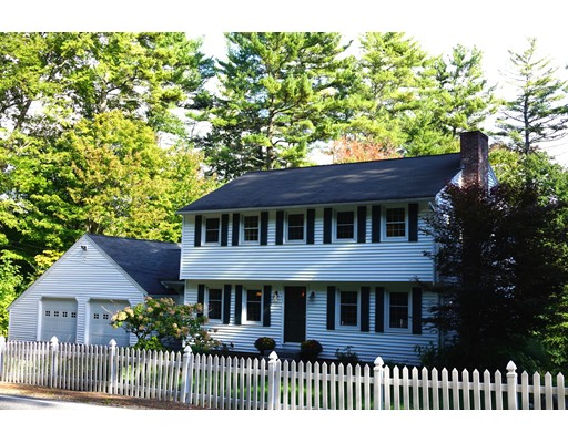 Single Family Home for Sale at 179 S Merrimack Road Hollis, New Hampshire 03049 United States