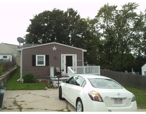 独户住宅 为 销售 在 41 Valentine Street Fall River, 马萨诸塞州 02720 美国