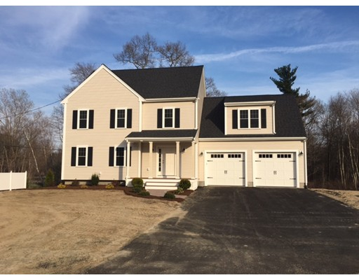 Single Family Home for Sale at 3 Pine Tree Estates Whitman, Massachusetts 02382 United States
