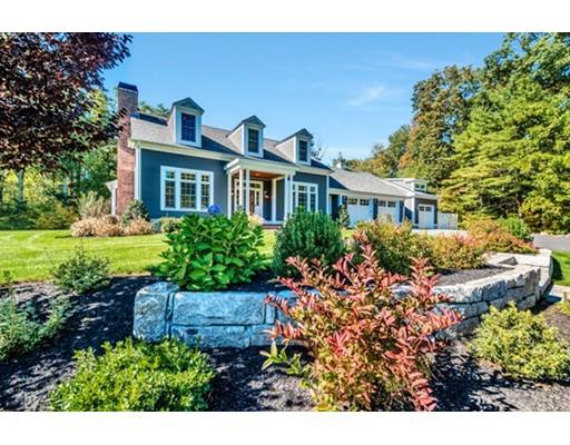 Частный односемейный дом для того Продажа на 147 Purchase Street Easton, Массачусетс 02375 Соединенные Штаты