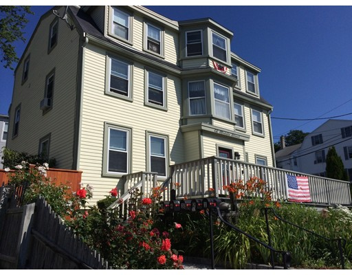 Townhome / Condominium for Rent at 12 Middle Street Gloucester, Massachusetts 01930 United States