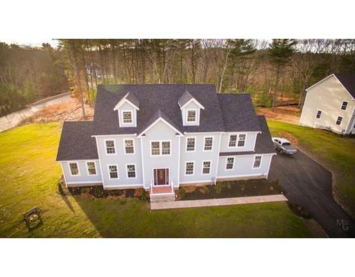 Maison unifamiliale pour l Vente à 6 Leitner Way Middleton, Massachusetts 01949 États-Unis