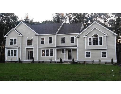 Maison unifamiliale pour l Vente à 8 Leitner Way Middleton, Massachusetts 01949 États-Unis