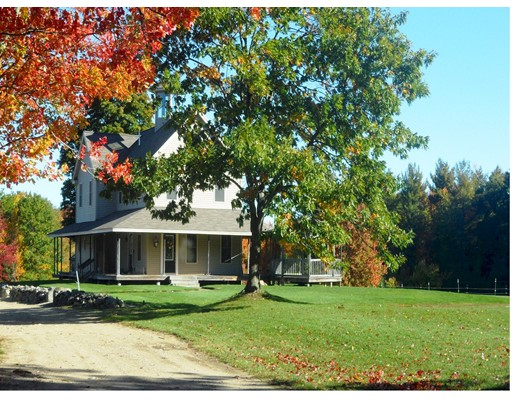 Maison unifamiliale pour l Vente à 123 Willard Road Ashburnham, Massachusetts 01430 États-Unis