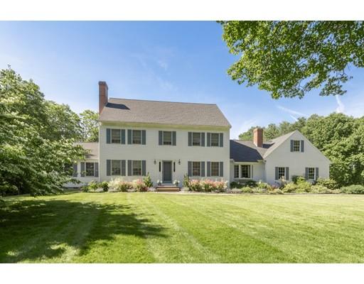 Casa Unifamiliar por un Venta en 401 Bay Road Hamilton, Massachusetts 01982 Estados Unidos