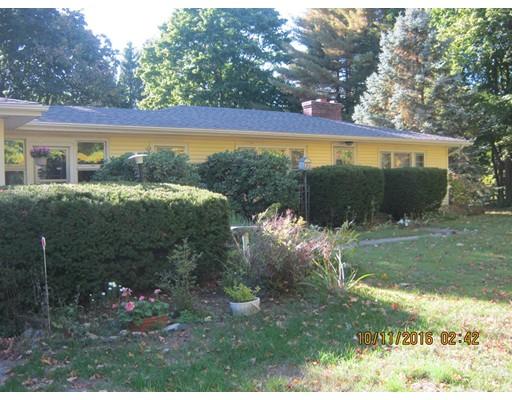 独户住宅 为 销售 在 471 Wheeler Road Ashby, 马萨诸塞州 01431 美国