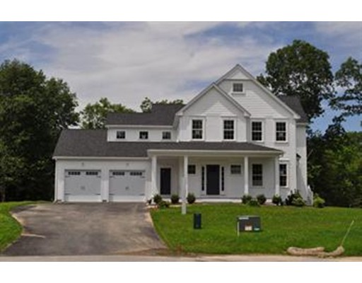 Single Family Home for Sale at Marie Drive Mansfield, Massachusetts 02048 United States