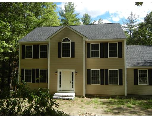 独户住宅 为 销售 在 12 Blueberry Hill Road Amherst, 新罕布什尔州 03031 美国