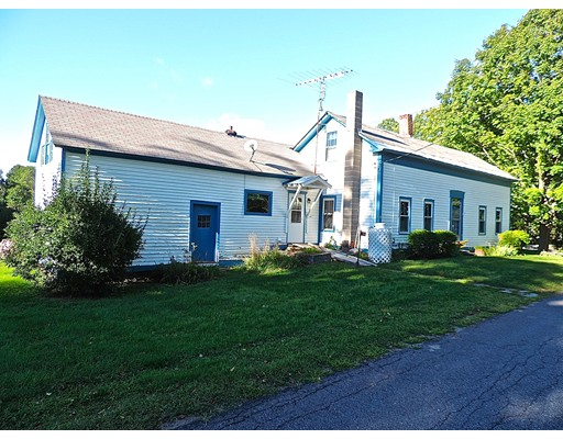 Single Family Home for Sale at 50 Creamery Road Ashfield, Massachusetts 01330 United States