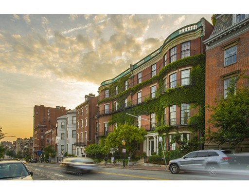 Single Family Home for Sale at 40 Beacon Street Boston, Massachusetts 02108 United States